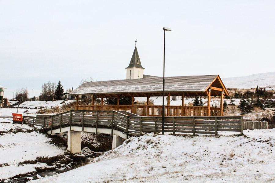 Mikið byggt á Hvammstanga eftir langt hlé