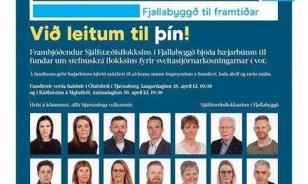 Sjálfstæðisflokkur í Fjallabyggðar
