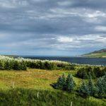 Er Miklavatn í Fljótum að hverfa ?