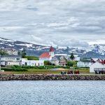 Guðþjónusta í Hríseyjarkirkju 14. október
