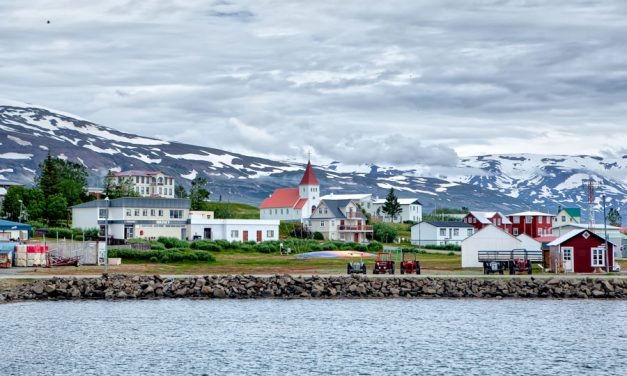 Árshátíð Hríseyjarskóla