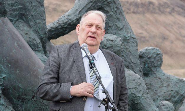 Viðtal við Gunnar I. Birgisson bæjarstjóra og bæjarstjóraefni Sjálfstæðisflokks Fjallabyggðar