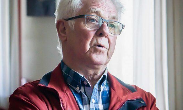 Aegir Björnsson í Smögen