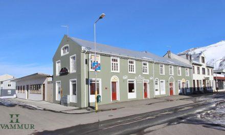Aðalgata 30 á Siglufirði til sölu á 45 miljónir