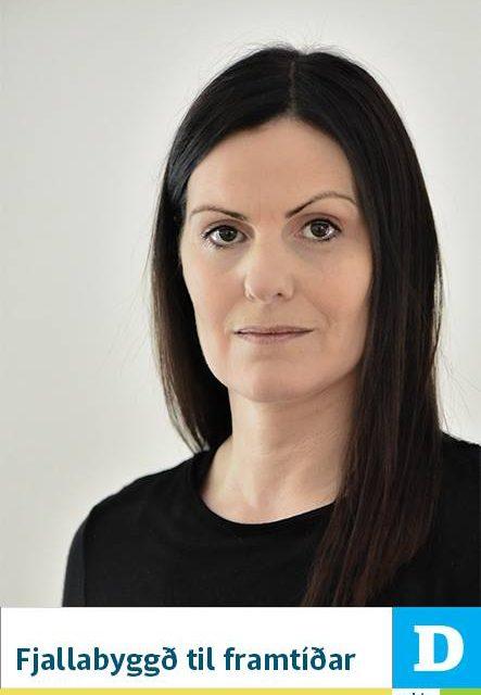 Helga Helgadóttir skipar 1. sæti á lista Sjálfstæðisflokks í Fjallabyggð