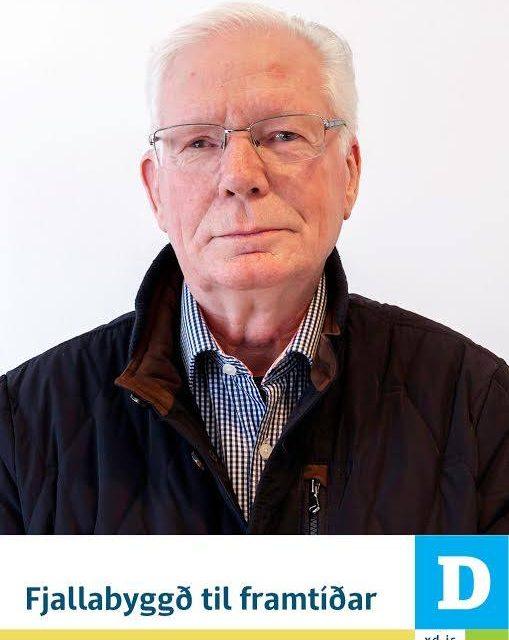 Ingvar Á Guðmundsson skipar 6. sæti Lista Sjálfstæðisflokks í Fjallabyggð