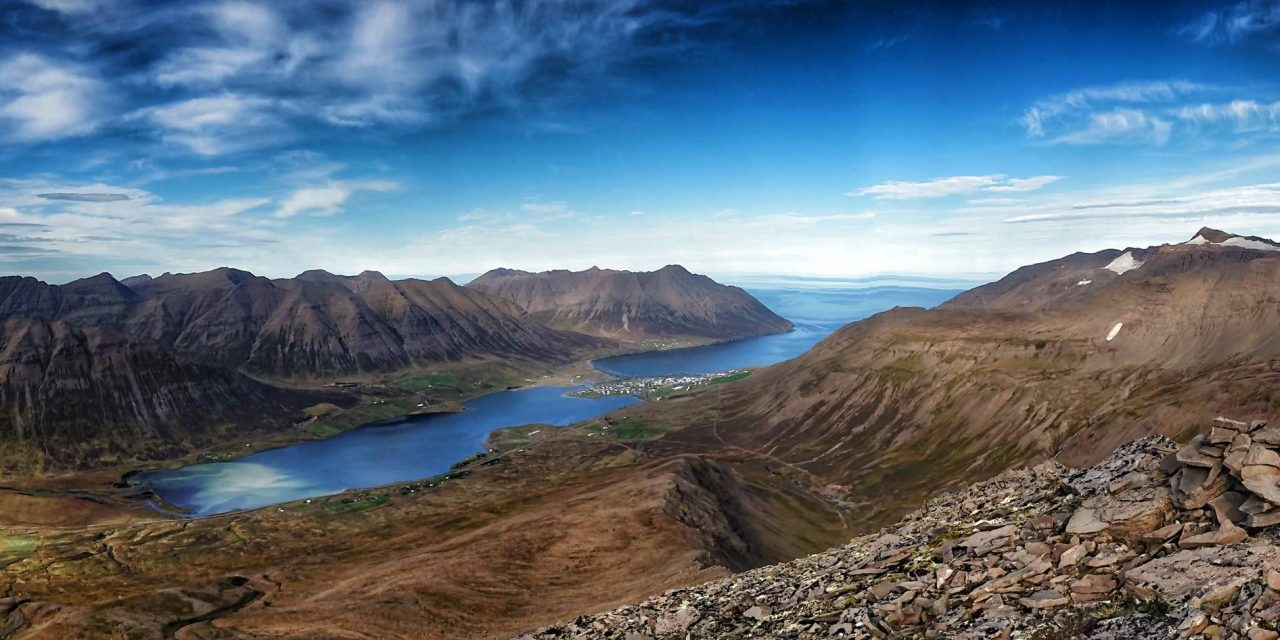 Sjúkraflutningar á Ólafsfirði