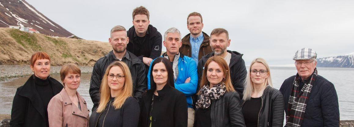 Sjálfstæðisflokkurinn í Fjallabyggð er með opnar kosningarskrifstofur í kvöld