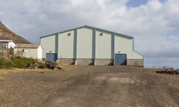 Viðbygging við íþróttamiðstöð á Siglufirði