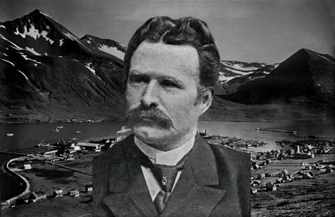 Til heiðurs sr. Bjarna Þorsteinssyni þjóðlagasafnara og föður Siglufjarðar