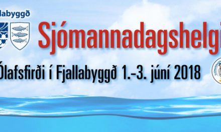 Sjómannadagshelgin í Fjallabyggð