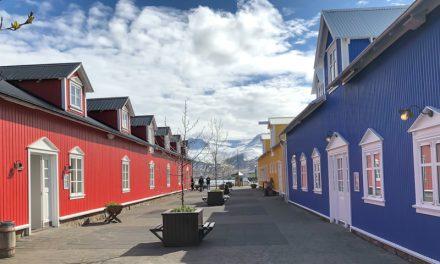 Opinn framboðsfundur á Rauðku í dag