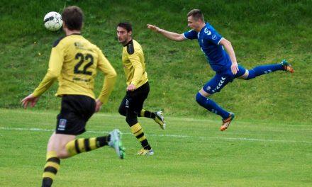 LOKSINS, LOKSINS, KF sigraði Ægi 2-0