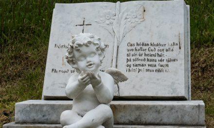Hiti í mönnum varðandi kirkjugarð á Siglufirði