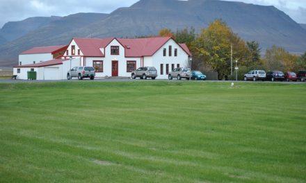 Þorvaldssynir í beinni frá Löngumýri