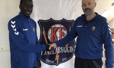 Jordan Damachoua til KF