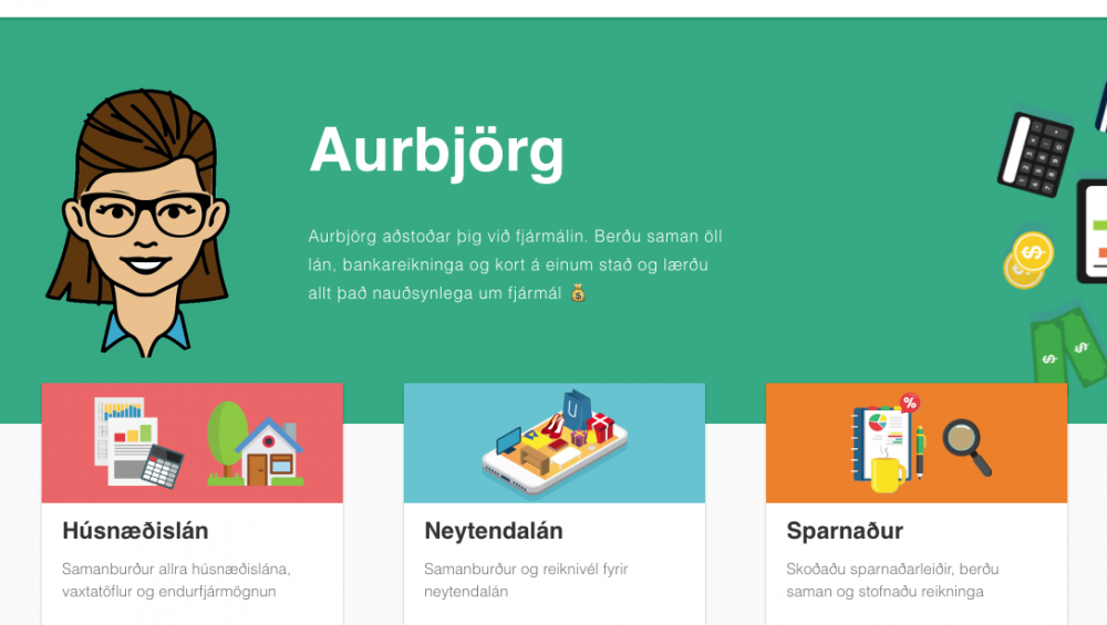 Rafmagn / Raforka – Aurbjörg.is