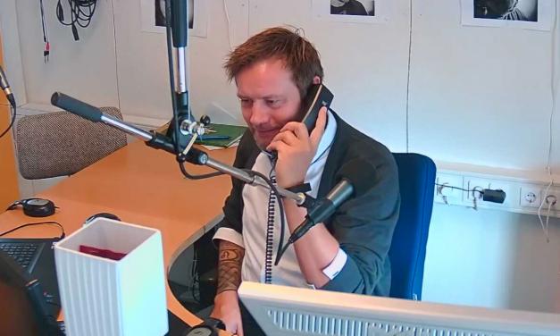 Símahrekkur á FM Trölla
