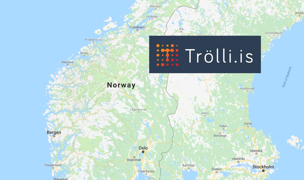 FM Trölli – í Noregi