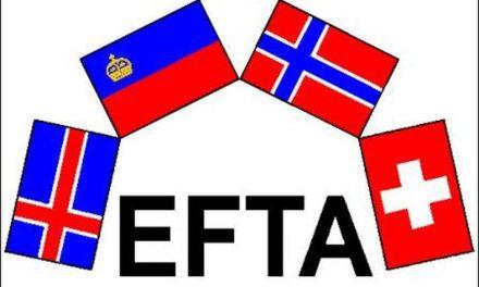 Ráðherrafundur EFTA haldinn á Sauðárkróki