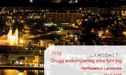 Kerfisáætlun Landsnets 2018-2027