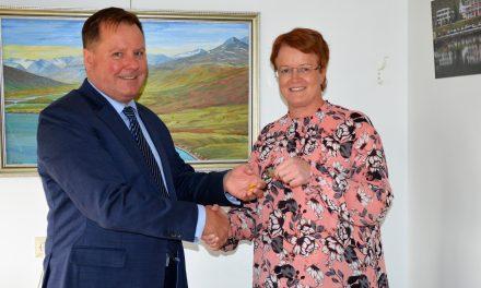 Katrín Sigurjónsdóttir nýr sveitarstjóri Dalvíkurbyggðar