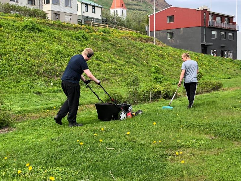 Vinnuskóli Fjallabyggðar