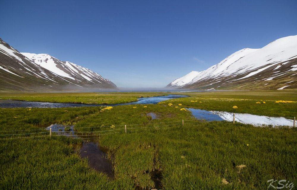 Hreyfing og hamingja í Fjallabyggð