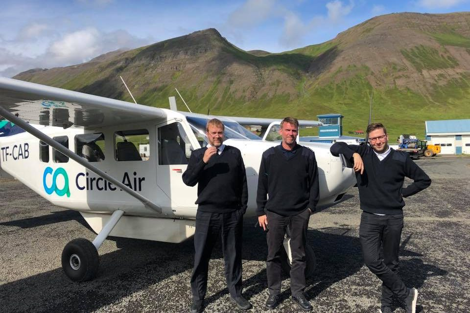 Aftur má lenda á Siglufjarðarflugvelli