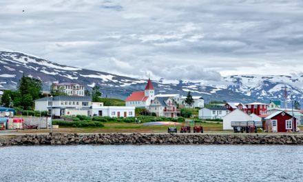 Gönguleiðir í Hrísey
