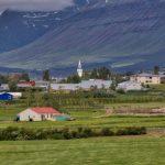 20 ára afmælismerki Dalvíkurbyggðar