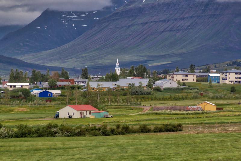 Íbúafundur á Dalvík