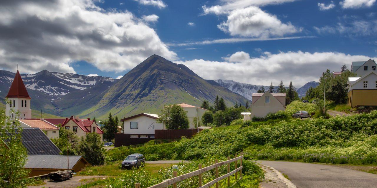 Tíðarfar í júní 2018