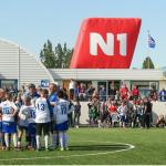 Um 10.000 manns á leiðinni til Akureyrar