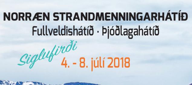 Norræn Strandmenningarhátíð á Siglufirði