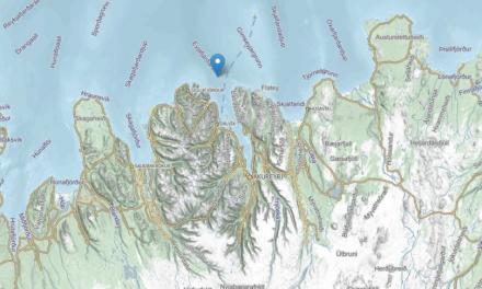 Jarðskjálfti af stærðinni 3,7