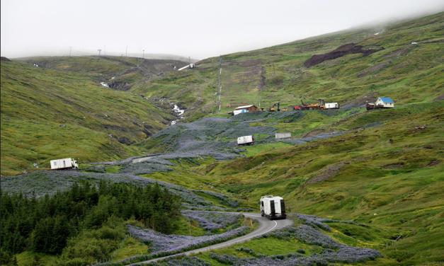 Ný stjórn í Skíðafélagi Siglufjarðar, Skíðaborg