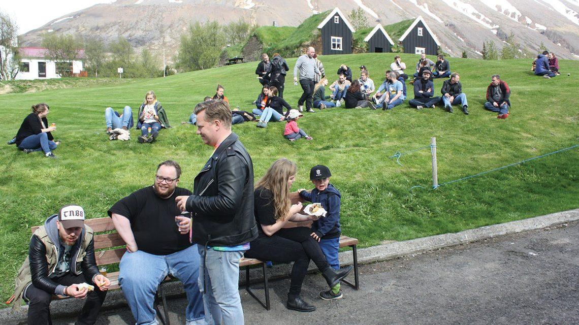 Vel heppnuð bjórhátíð á Hólum í Hjaltadal