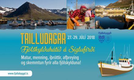 Dagskrá Trilludaga á Siglufirði