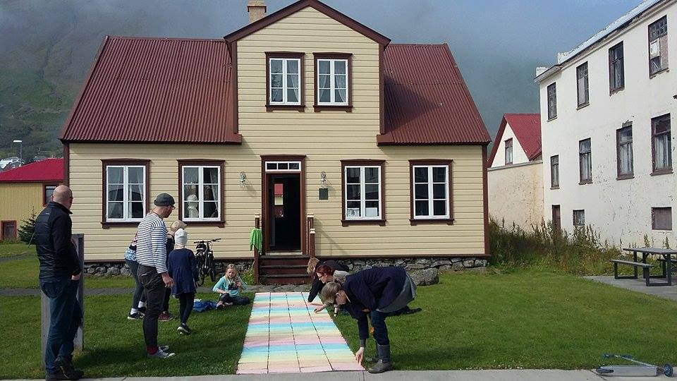 Gleðistétt við Þjóðlagasetur