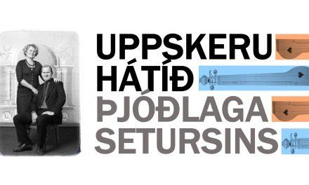 Uppskeruhátíð Þjóðlagasetursins