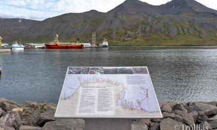 Árgangur 1948 á Siglufirði gaf góða gjöf