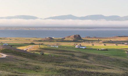 Brennisteinslykt á Norðurlandi vestra