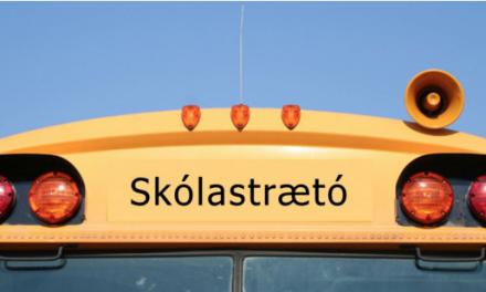 Skólaakstur í Fjallabyggð veturinn 2018