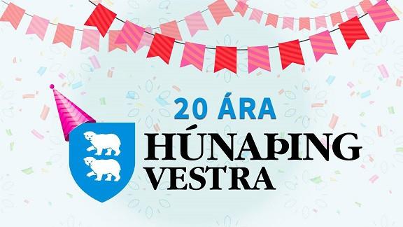 20 ára afmælishátíð Húnaþings vestra