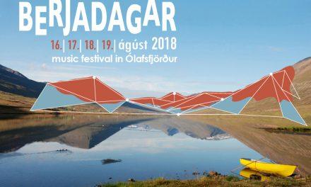 Dagskrá Berjadaga í Ólafsfirði