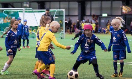 KF hlaut framlag til barna- og unglingastarfs frá KSÍ