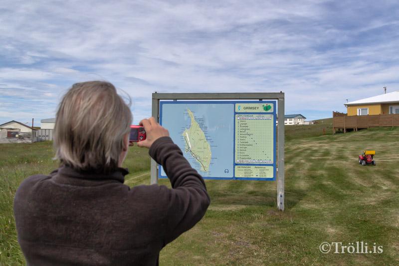 Verkefni í Grímsey hafa hlotið 21.070.000 í styrki