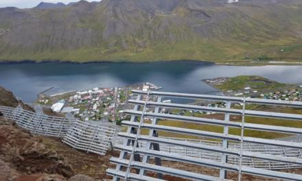 Útboð í 4. áfanga ofanflóðavarna í Hafnarfjalli er hafið