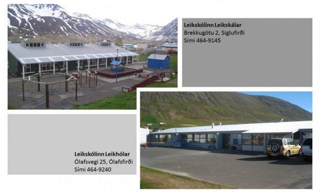 Leikskóli Fjallabyggðar óskar eftir að ráða matráð til starfa á Leikhólum í Ólafsfirði